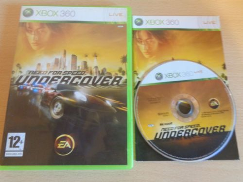 Need For Speed Undercover (Xbox 360)
